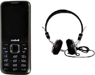 Mobell MOBELL M560 with Envent Headphone (Brown, )