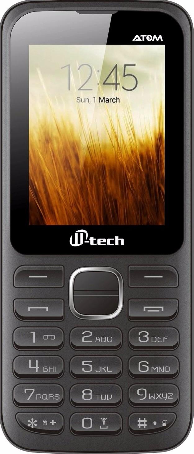 M-tech ATOM(Black)