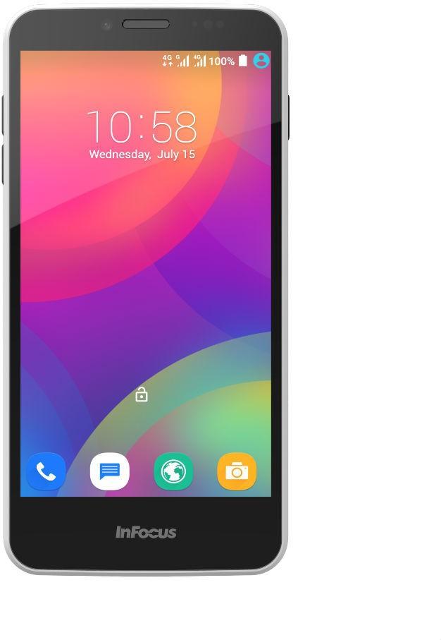 InFocus M370I 2GB (Black, 16 GB)(2 GB RAM)