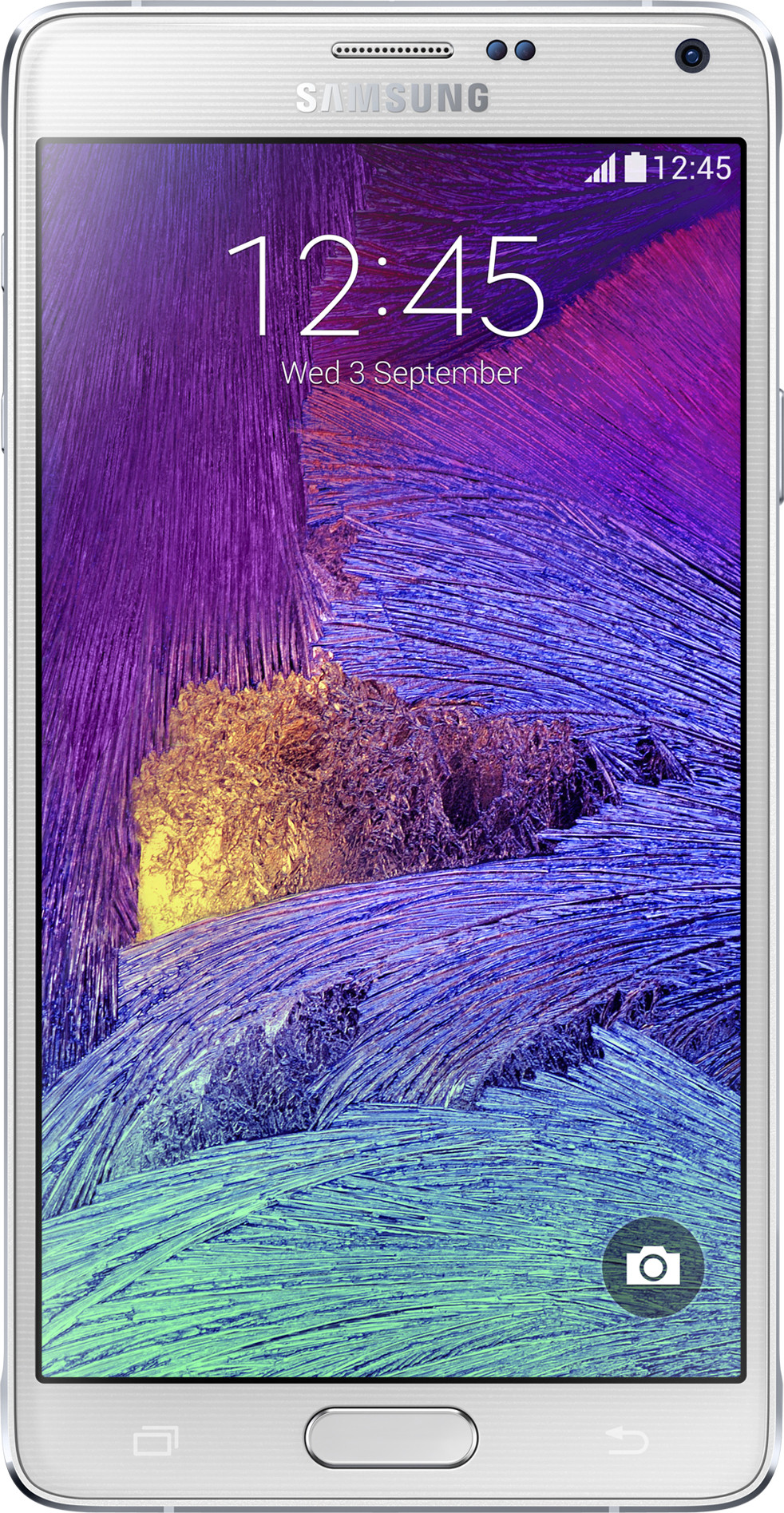 Samsung Galaxy Note 4 (Frost White, 32 GB)(3 GB RAM)