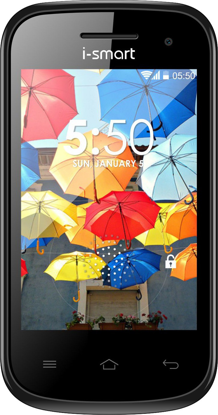 i-Smart IS 305 Shodow K1 (Black, 512 MB)(256 MB RAM)