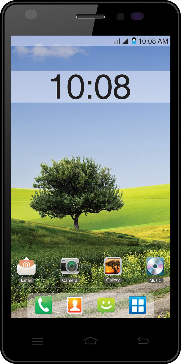 Intex Cloud M5 II (1GB RAM, 8GB)