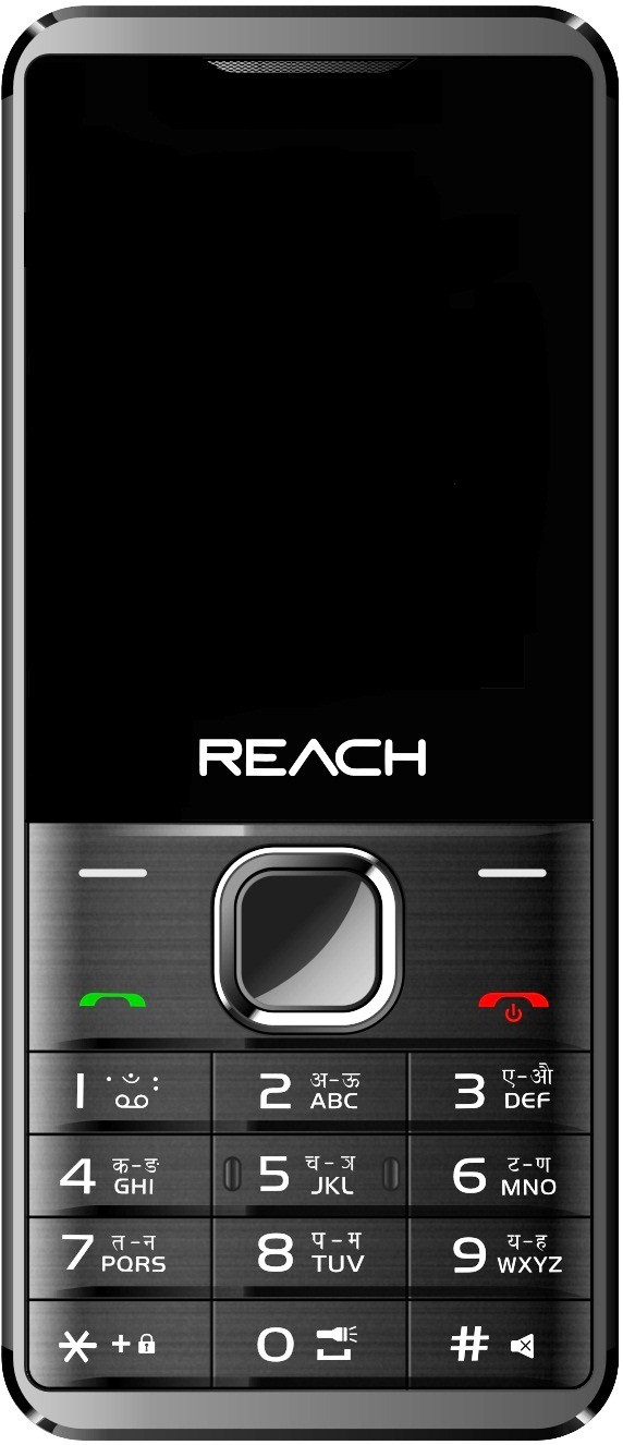 Reach Champ Plus(Black & Green)