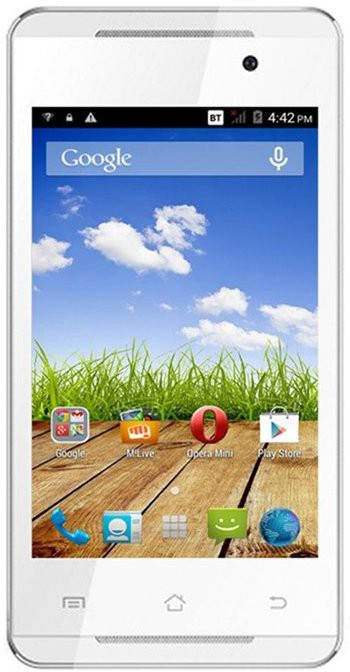 Micromax Canvas Fire A093 (512MB RAM, 4GB)
