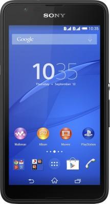 Sony Xperia E 4G Dual (Black, 8 GB)(1 GB RAM)