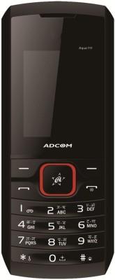 Adcom Aqua 111(Black, Red)