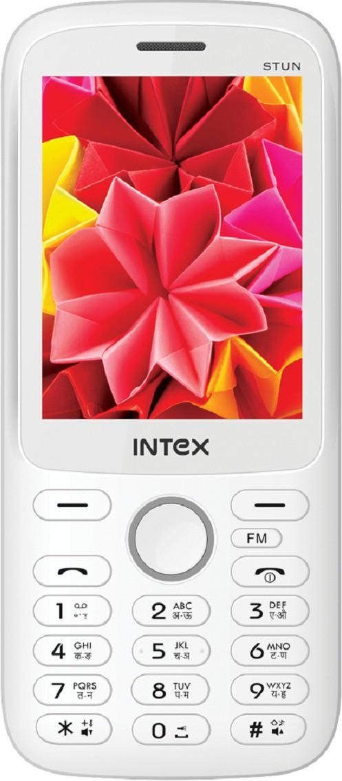 Intex IT Stun(White)