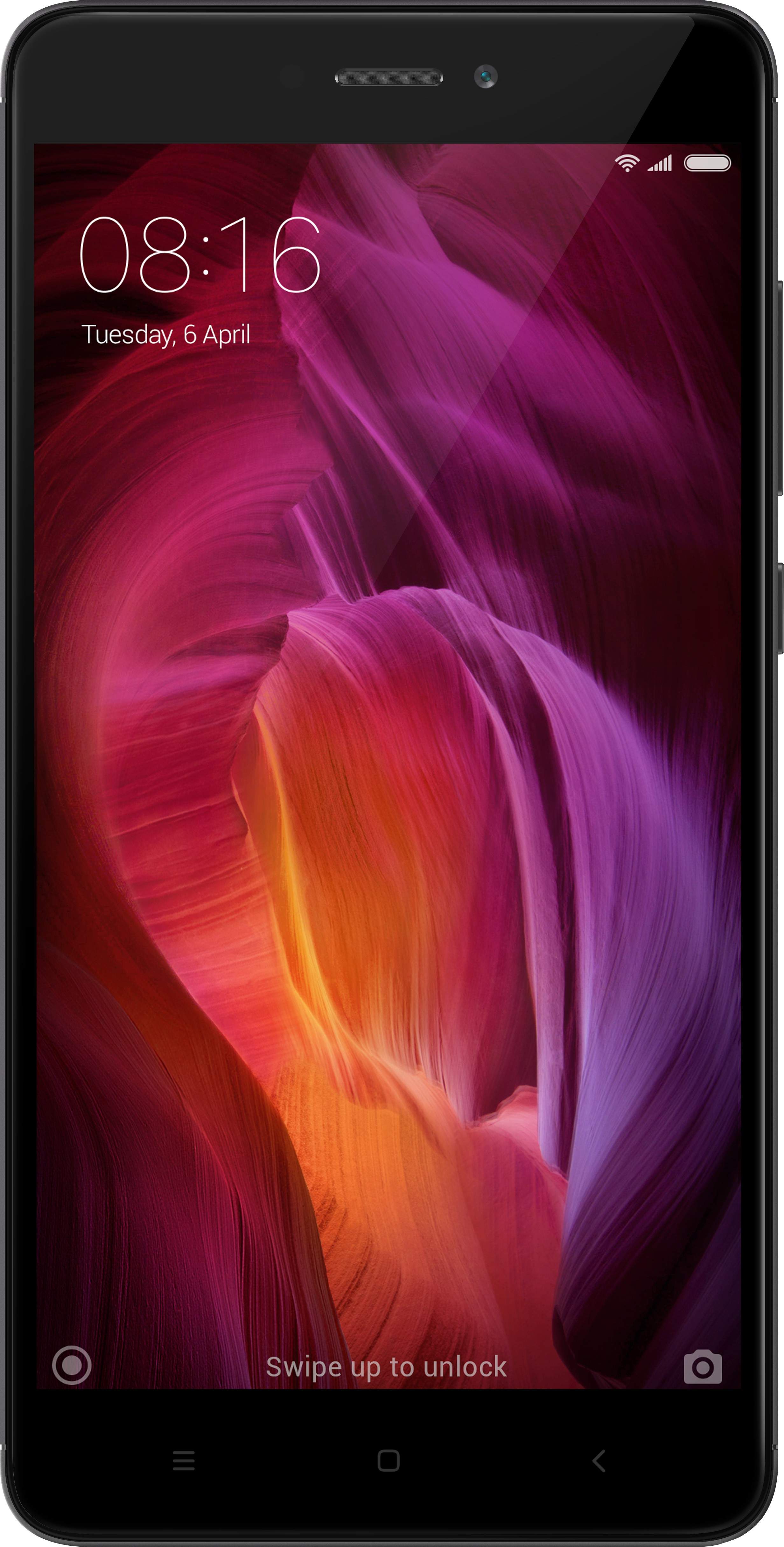 Redmi Note 4 (Dark Grey, 64 GB)(4 GB RAM)