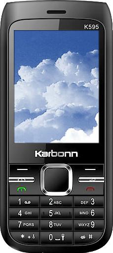 Karbonn SPY K595(Black)