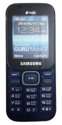 SAMSUNG Guru FM Plus SM-B110E/D(Black)