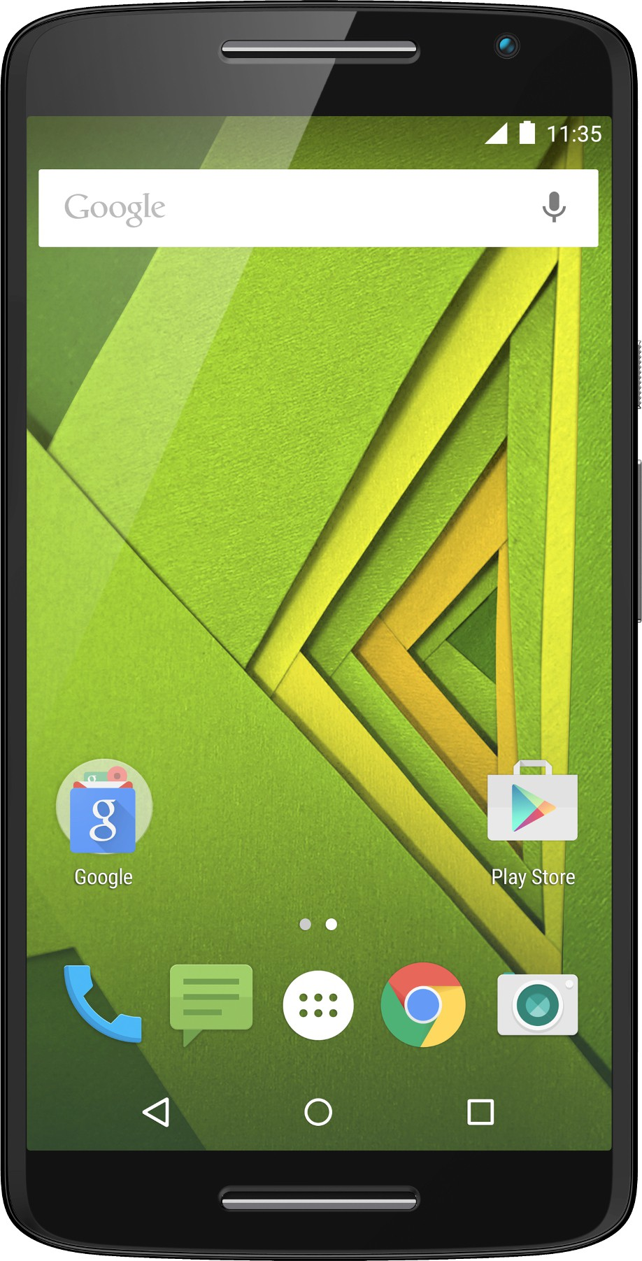 Moto X Play (Black, 16 GB)(2 GB RAM)