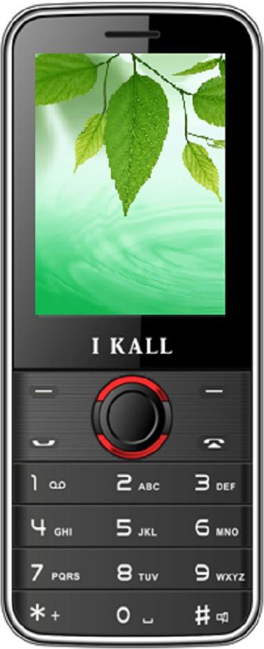 I Kall K21(Black & Red)
