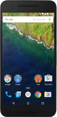 Nexus 6P (Silver, 32 GB)
