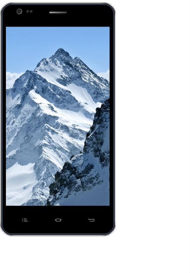 Celkon Millennia Everest (1GB RAM, 8GB)