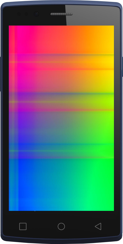 Videocon Infinium Z45 Nova Plus (Blue, 8 GB)(1 GB RAM)