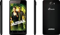 M-tech JAZBAA BLACK (Black 16 GB)