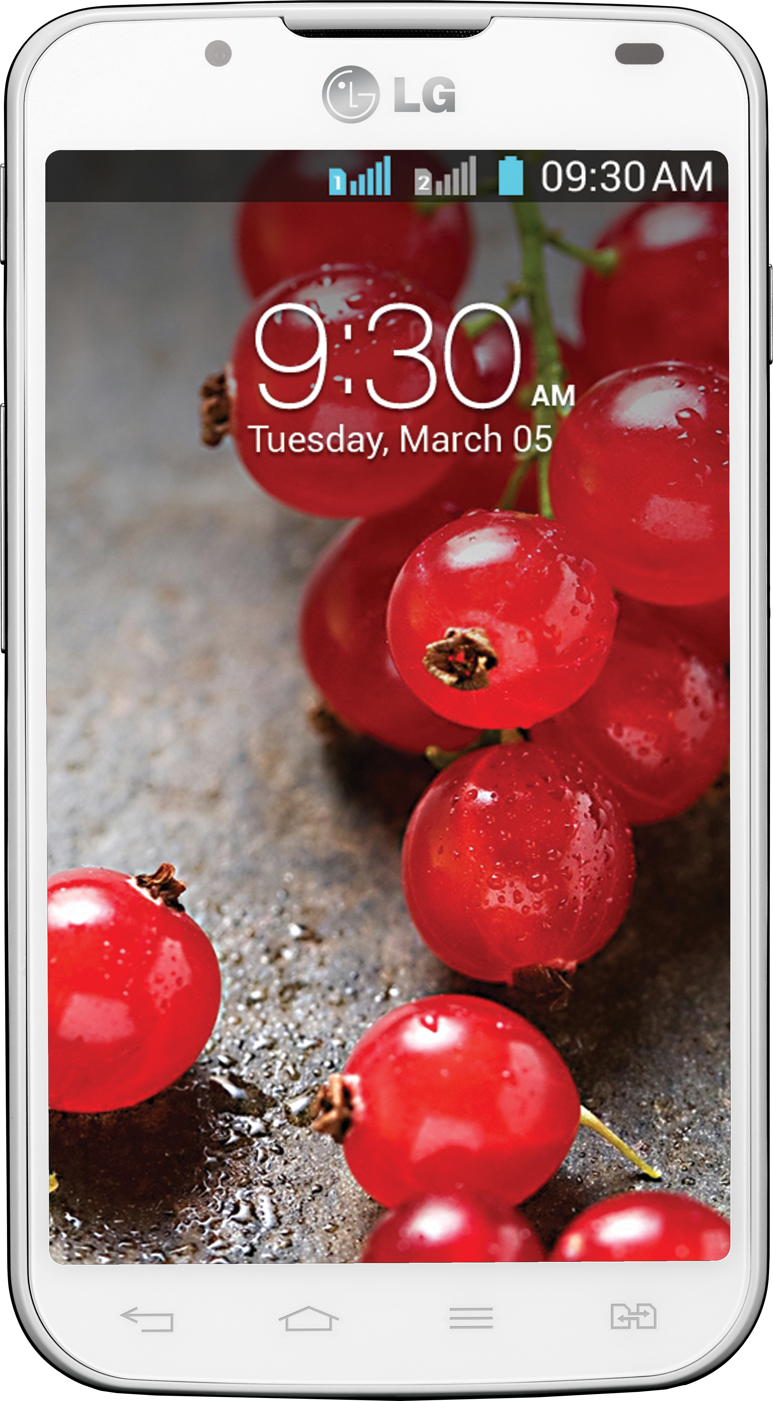 LG Optimus L7 II Dual (White, 4 GB)(768 MB RAM)