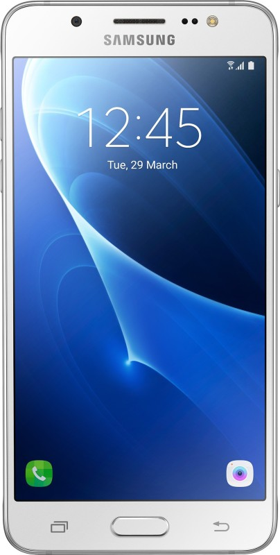 SAMSUNG Galaxy J5 - 6 (New 2016 Edition) (White, 16 GB)(2 GB RAM)