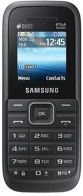 SAMSUNG Guru FM Plus SM-B110E(Black)