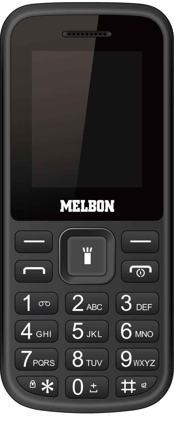 Melbon Dude 02(Black)