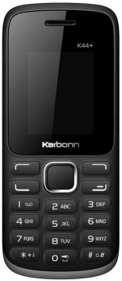 Karbonn K44 Plus(Black)