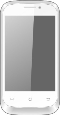 Karbonn A1 Plus Duple (White, 512 MB)(256 MB RAM)