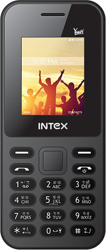Intex Yaari(Black)