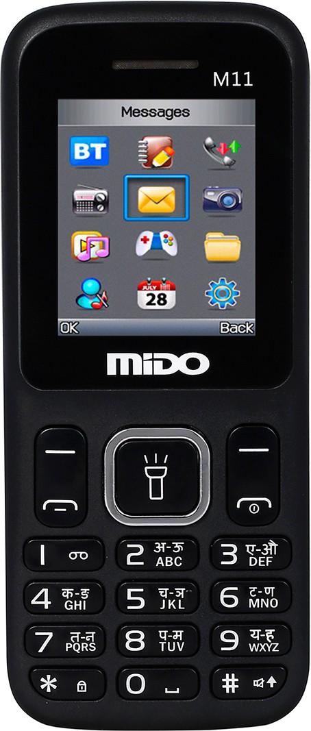 Mido M11(Black & Orange)