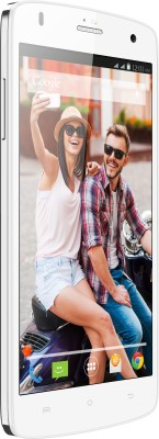 Lava Iris selfie 50 (White, 8 GB)(1 GB RAM)
