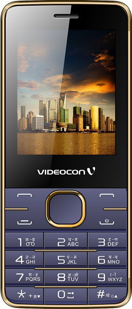 Videocon Bazoomba V2GA(Purple & Gold)