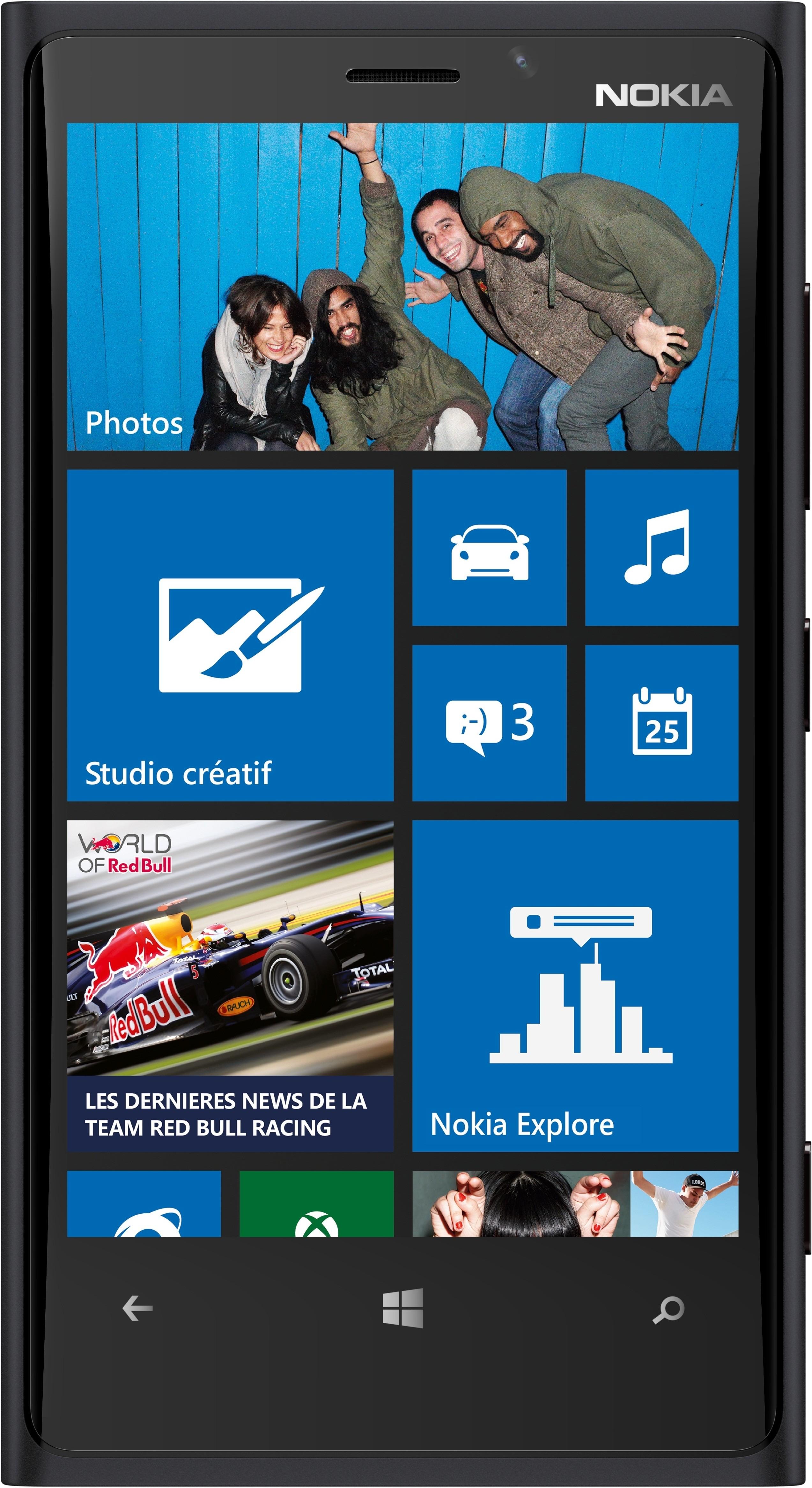 Nokia Lumia 920 (1GB RAM, 32GB)