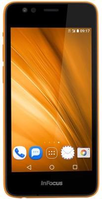 InFocus Bingo 20 (Orange, 8 GB)