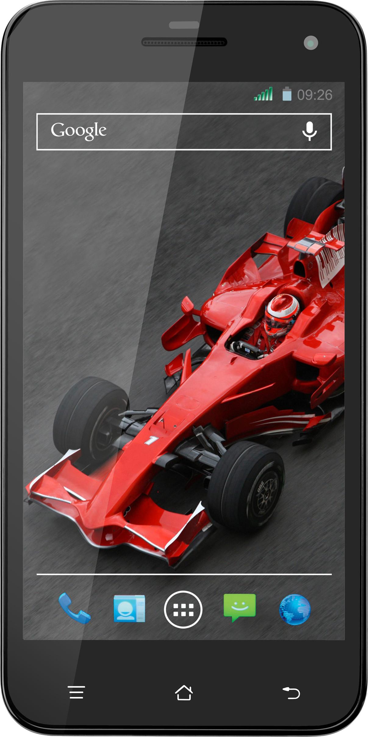 XOLO Q1000S (Black, 16 GB)(1 GB RAM)