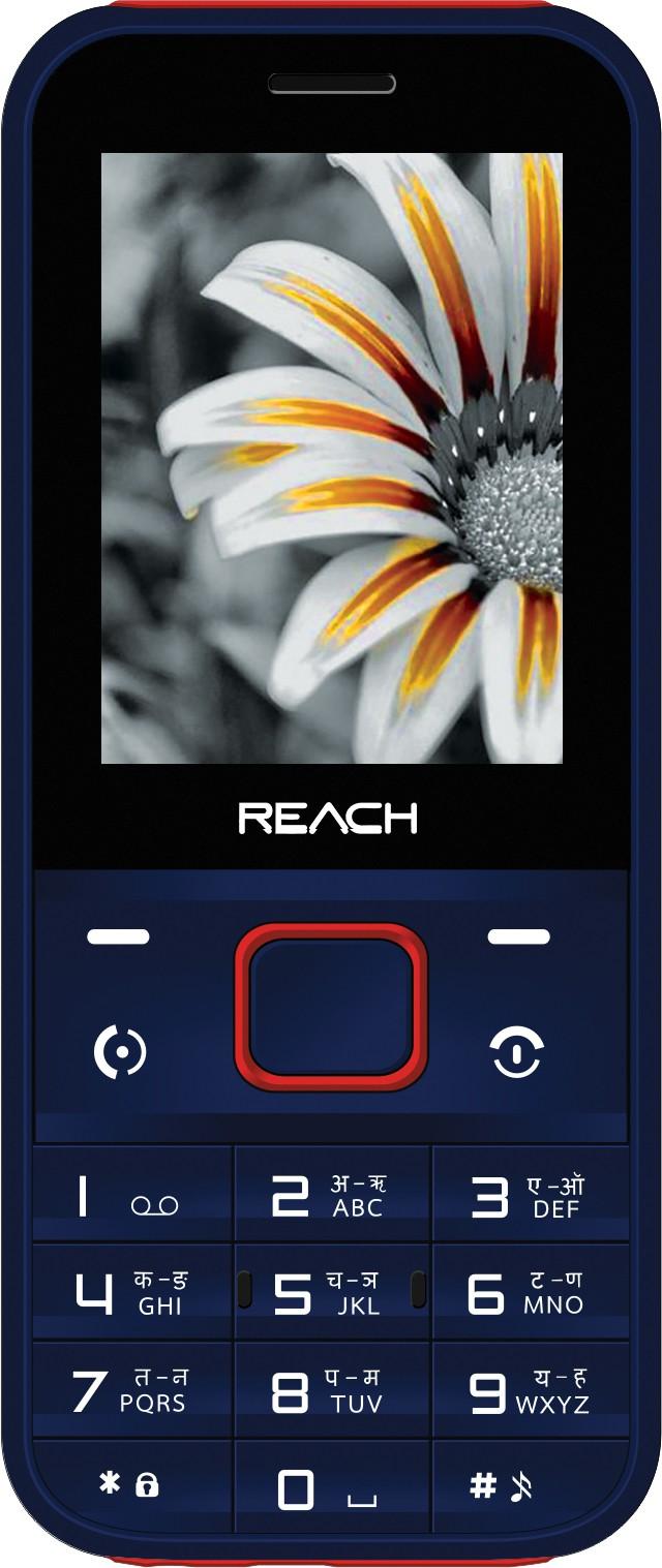 Reach Cogent Max(Blue & Red)
