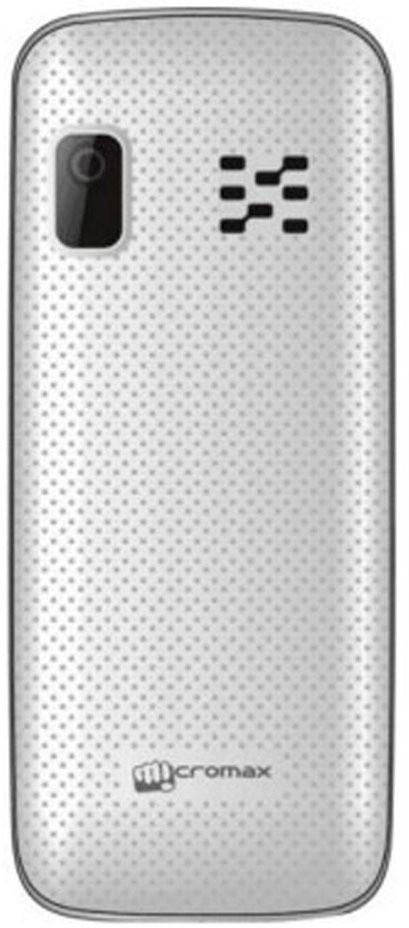 Micromax X085 Dual Sim(Black, Silver)