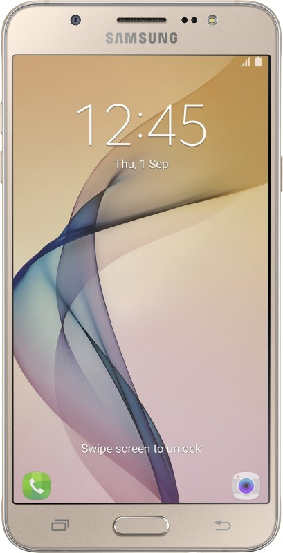 Samsung Galaxy On8 (Gold, 16 GB)(3 GB RAM)