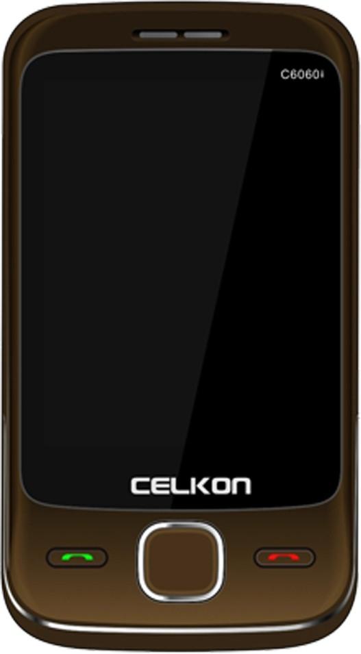 Celkon C6060i(Chocolate)