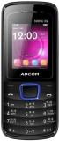 Adcom X9 (Nonu) Dual Sim Mobile- Black &...