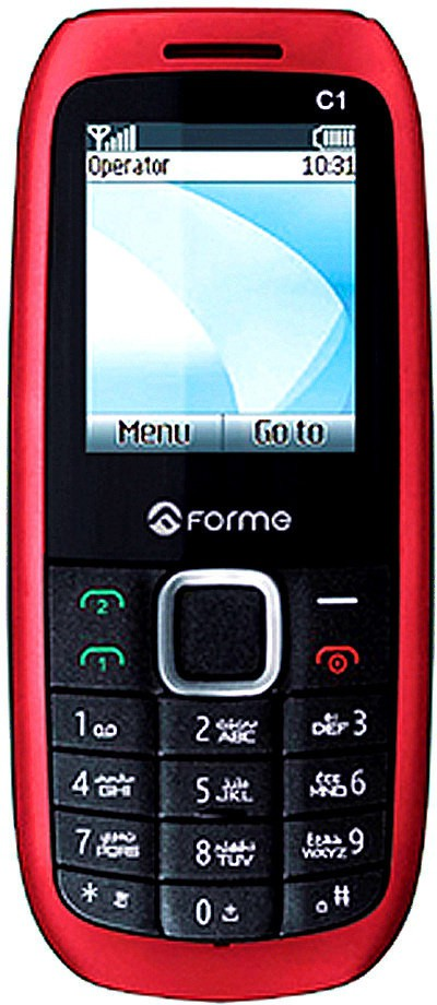 Forme C1Plus(Red)