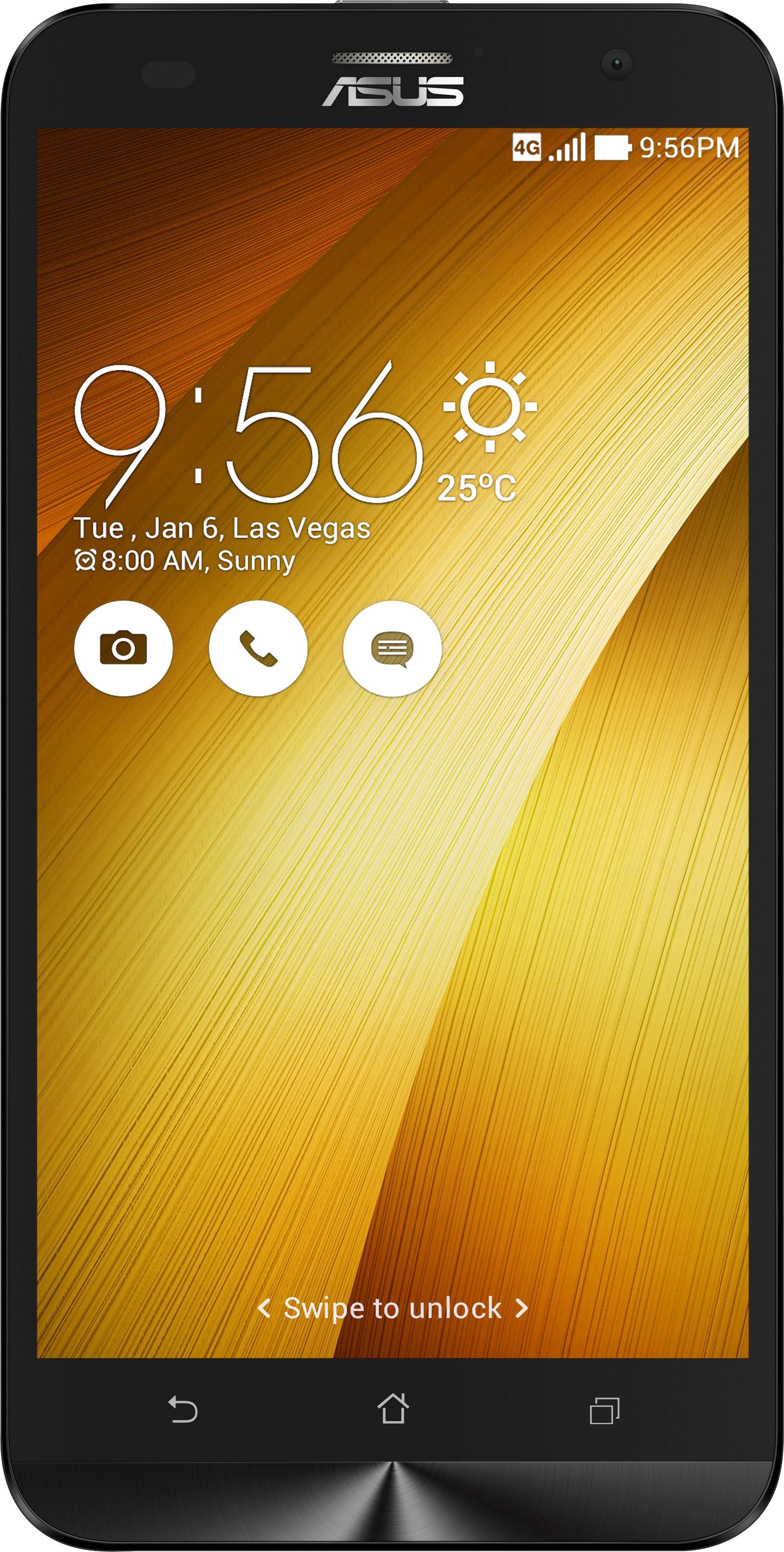 Asus Zenfone 2 Laser ZE550KL (Gold, 16 GB)(2 GB RAM)