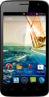 Micromax Canvas Entice A105 (512MB RAM, 4GB)