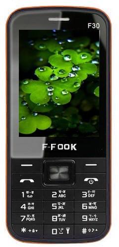 F-Fook F30(Black & Red)