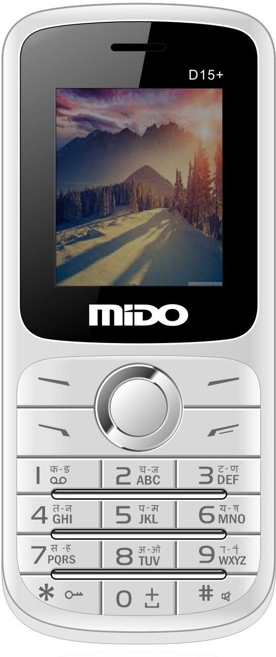Mido D15+(White)