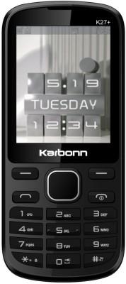 Karbonn K27 Plus (Black, )