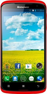 Lenovo S820 (Red, 8 GB)