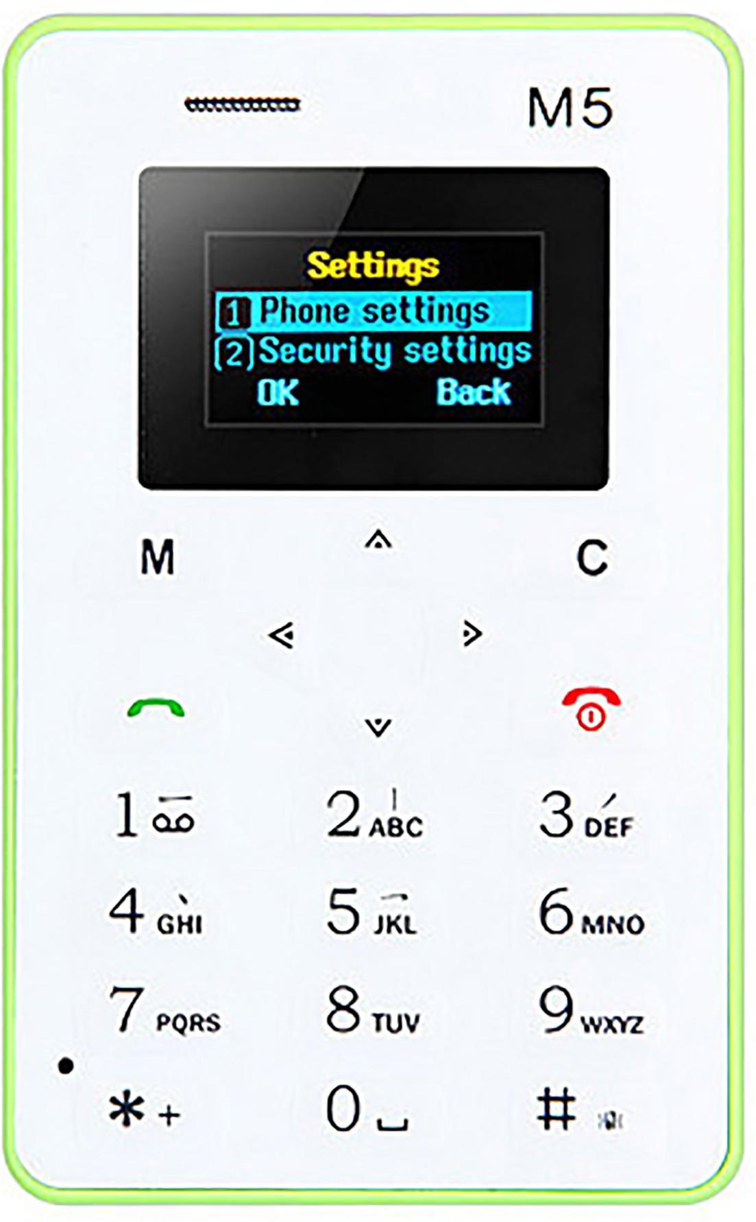 Aeku M5(Green)