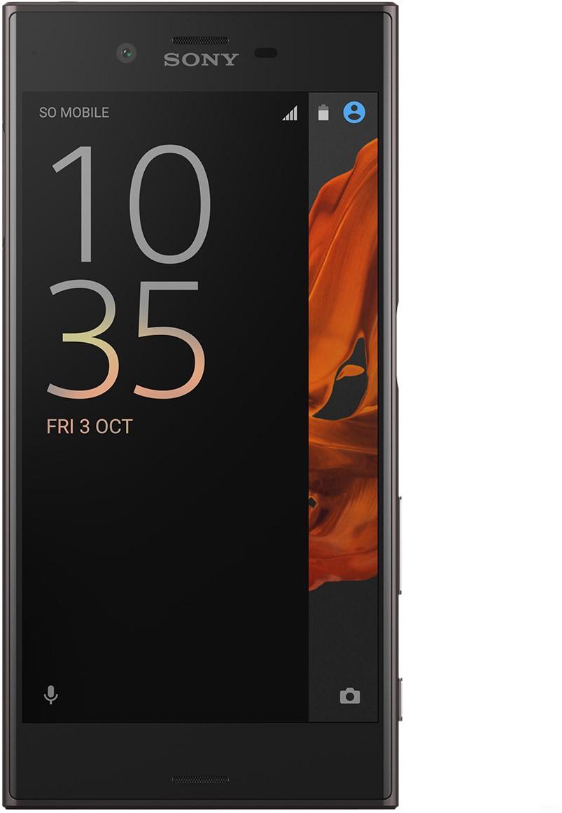 Sony Xperia XZ Dual (Mineral Black, 64 GB)(3 GB RAM)