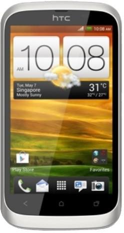 HTC Desire U Dual Sim (White, 4 GB)(512 MB RAM)
