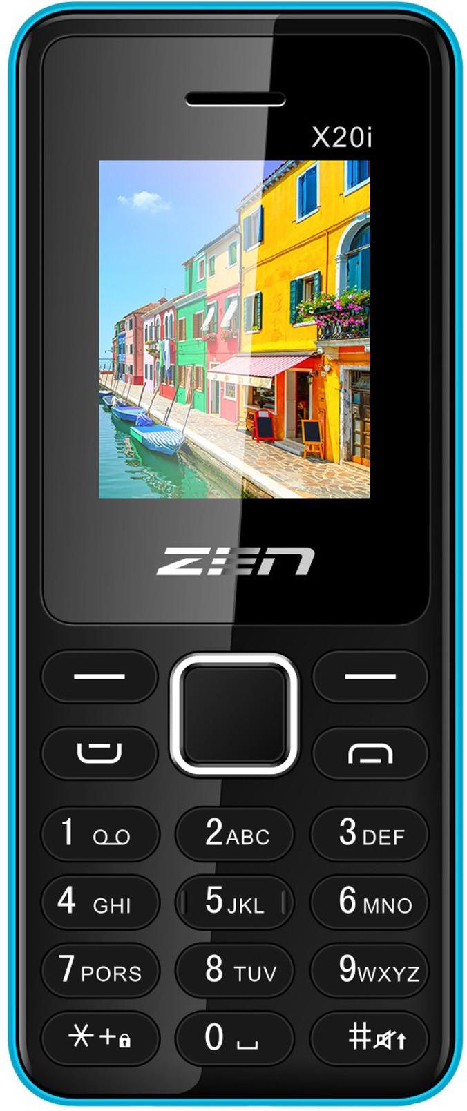 Zen X20i Blue(Blue)