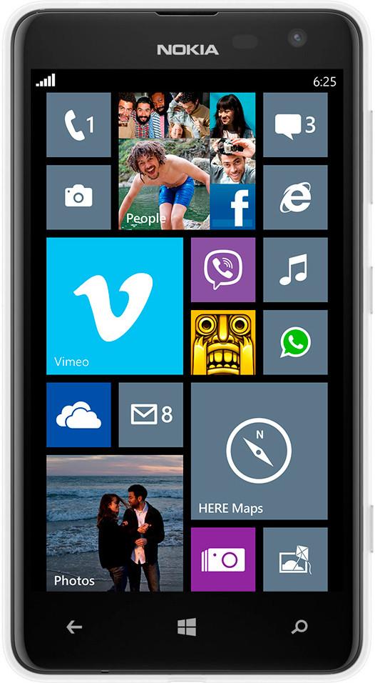 Nokia Lumia 625 (512MB RAM, 8GB)
